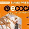 Dopo l'emergenza, l'attività di Pordenone Fiere riparte con ECOCASA 2020